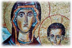 Mozaic Carmelitani Luncani
